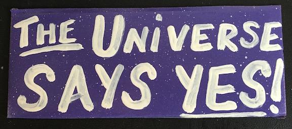 universesaysyes